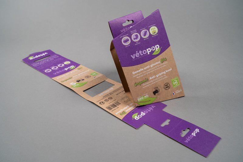Donner de l'impact à sa communication grâce aux emballages avec impression sur papier kraft
