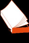 Reliure dos carré collé